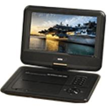 Marshal ME-509 Portable DVD Player with HD DVBT2 Digital TV Tuner